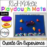 Kid-Maker Playdough Mats - Create An Experience