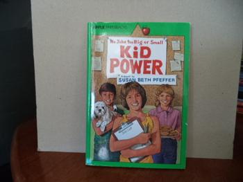 Kid Power ISBN 0-590-42607-9