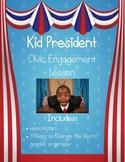 Kid President Civic Engagement Lesson