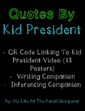 Kid President Inspirational Quote Posters and Printables