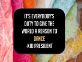 Kid President Inspirational Wall Posters