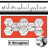 Kid President Posters - - Hexagonal (Volume 4)