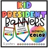 Kid President Rainbow Quote Banner