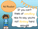 Kid President Quote Freebie Poster