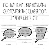 Kid President Quotes / Motivational Posters / Shiplap / Fa