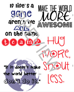 Kid President Quotes Posters