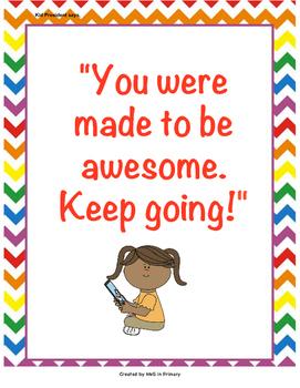 Kid President says... (quotes to encourage)