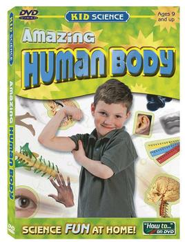 Kid Science - Amazing Human Body