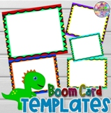 Cute Kids Templates Ready to use Backgrounds | Project Templates