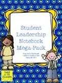 Kid Themed Leadership Notebook