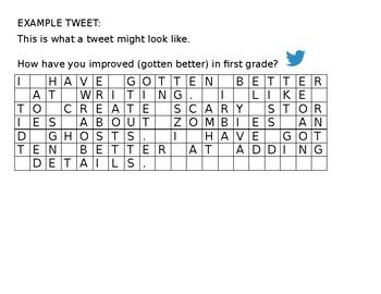 Kid Tweet Template for Twitter (updated Feb 2018)
