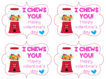 Kid Valentine's Day Cards