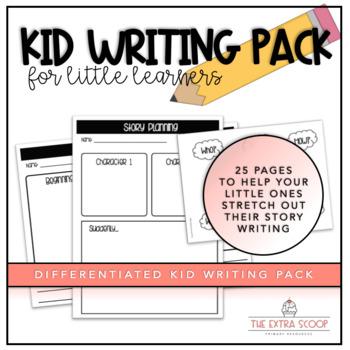 Kid Writing Pack