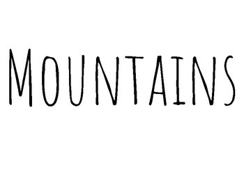 Kid You'll Move Mountains Printable