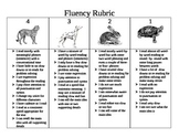 Kid friendly fluency Rubric