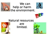 Kid friendly language -Earth Science -3rd grade