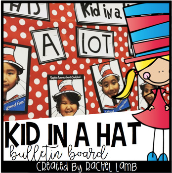 Kid in a Hat Bulletin Board