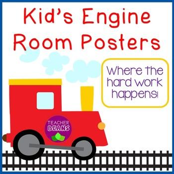 Kid's Engine Room
