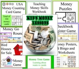 Teaching Kids about Money Lessons, Games and Activities Bu