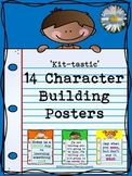 'Kid-tastic' Character Building Posters  Back To School
