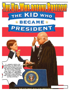 Kid who Became President Comic Book