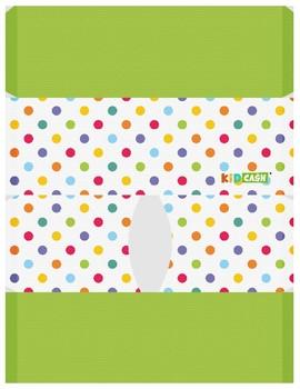 KidCash Wallets - Dots