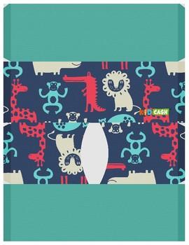KidCash Wallets - Giraffes