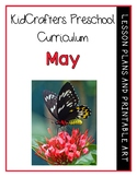 KidCrafters Preschool Curriculum – May