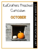 KidCrafters Preschool Curriculum - October