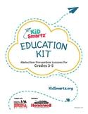 KidSmartz Abduction Prevention: 3-5 Educator's Kit