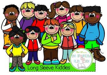 Kiddies Clip Art