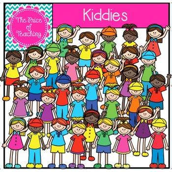 Kiddies Clipart Set