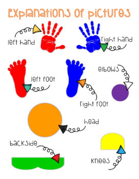 Kiddo Twist-O - Fun Exercise Cards **Print and Play**