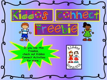 Kiddos Connect Freebie