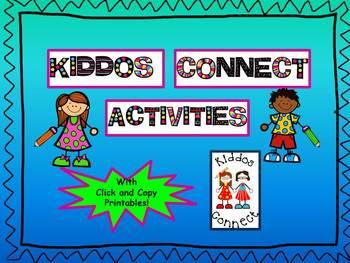 Kiddos Connect (Speaking/Listening Games)