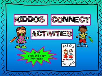 Kiddos Connect (Speaking/Listening Games)