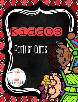 Kiddos Partner & Group Cards