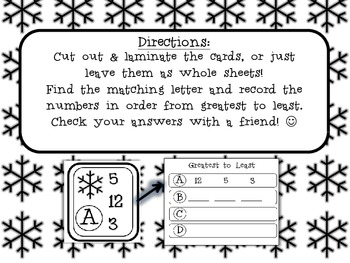 Kiddos, it's COLD Outside! (4 Hands-On Winter Activities for Kinder/1st Graders)