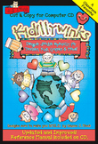 Kidillywinks Teacher Clip Art CD