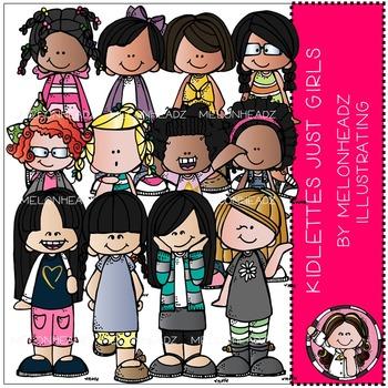 Kidlettes: Just Girls COMBO PACK