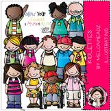 Kidlettes 1 clip art - Melonheadz clipart