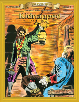 Kidnapped 10 Chapter Novel with Student Activities and Answer Keys