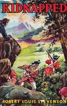 Kidnapped by Robert Louis Stevenson - 4 Puzzle Bundle