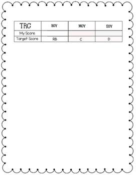 Kidnergarten MClass Data sheet