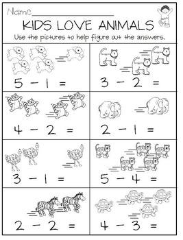 Kids in Kindergarten * Initial Sound * Rhyming * CVC * Patterns * Addition