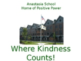 Kids 4 a Kause/Positive Power Lesson 2 Kindness Counts