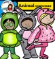 Kids Animal Costumes1- Halloween kids-