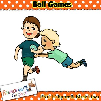 Ball sports and games Clip art