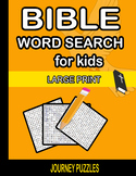 Kids Bible Word Search Puzzles