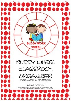 Kids Buddy Work Wheel